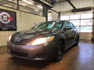 2010 Toyota Camry LE w/ Two Sets of Tires and Remote Starter
