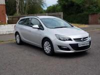 2013 Vauxhall/Opel Astra 1.7CDTi ecoFLEX Exclusiv. £20 Road Tax