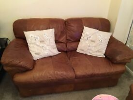 3 seater 2 seater and puffy forsale