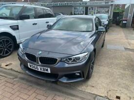 image for 2017 BMW 4 Series 420d [190] xDrive M Sport 5dr Auto [Prof Media] Coupe Diesel A
