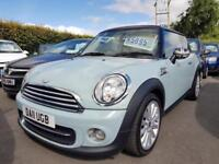2011 MINI HATCHBACK 1.6 Cooper [122] 3dr