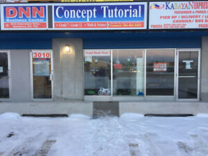 Retail Shop / Store Space for rent by Superstore Saskatoon West