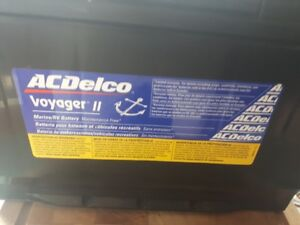 RV Deep cycle Brand  NEW battery