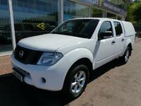 Nissan Navara 2.5 Dci 144ps Visia 4x4 Double Cab Pickup Pick-Up