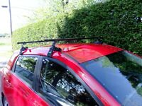 Toyota Matrix Roof Rack System