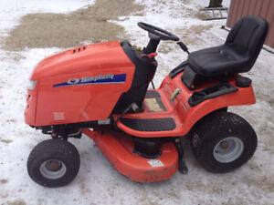 "2007 Simplicity Lawn Tractor 20hp Kohler 44"" Deck $650.00"