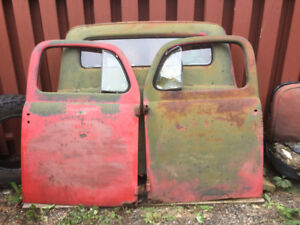 Ford F-1 Doors
