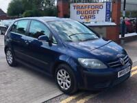 Volkswagen Golf Plus 1.9TDI 2006 SE perfect runner cheap car.