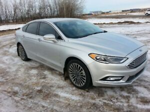2017 Ford Fusion Titanium Sedan. Low Kms. Price Reduced!
