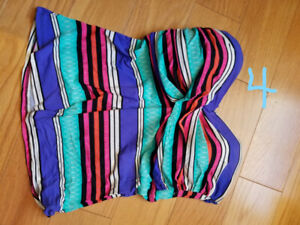Going south for vacation? D+ Bikini and tankini tops for sale