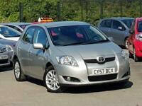 2007 Toyota Auris 1.6L TR VVT-I 5d 122 BHP Hatchback Petrol Manual