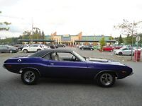 1974 DODGE CHALLENGER RALLY 340
