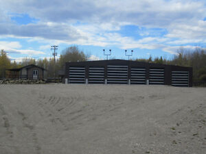 For Sale or Lease - Shop on 4.99 Acres just off Hwy 16-Edson, AB