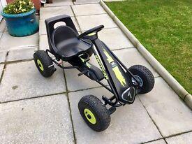 Kids Go Cart like new