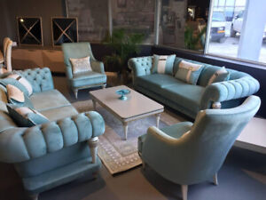 Full Sofa Set - Brand NEW - top of the Line