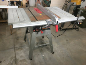 "10"" Table Saw - Craftsman (3HP - 2001 Model)"