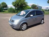 VAUXHALL MERIVA 1.4 ACTIVE ** 1- Owner From New ** 10 X Service Stamps ** 2006