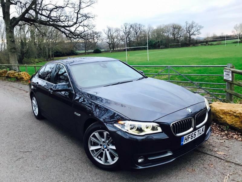 Bmw 520 2 0td 190bhp Auto 2015my D Se In Yeovil Somerset