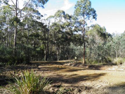 Derwent Valley, Uxbridge. Tasmania. 66 acres land -