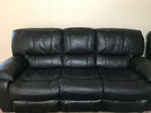 Power Recliner Sofa and Chair w/4yr warranty