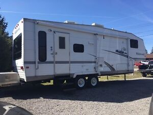 **REDUCED** 2007 Fifth Wheel Priced to Sell