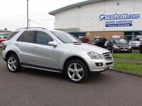 MERCEDES-BENZ M CLASS 3.0 ML 320 CDI EDITION FULL SERVICE HISTORY