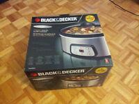 Black&Decker Slow Cooker OBO