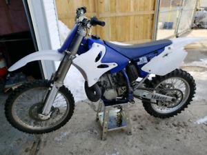 2001 Yamaha 250 2 stroke
