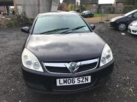 2006 Vauxhall/Vectra 1.9CDTi ( 120ps ) Life - 2Keepers - 16/12Mot - 3Stamp