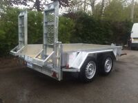 Dale Kane 10 x 6 plant trailer 3.5 ton .. Type approved!!