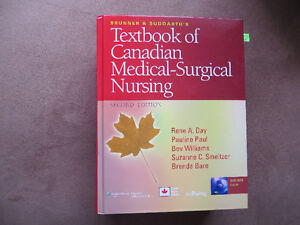 Textbook of Canadian Medical-Surgical Nursing, 2 ed, with CD