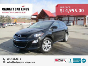 2012 Mazda CX-7 AWD Turbo/ Bad Credit ok here