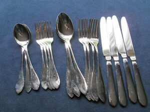 Various Stainless Steel Cutlery Patterns - See Ad