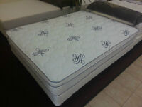 BRAND NEW QUEEN EUROTOP MATTRESS ONLY $199 IN STOCK