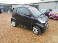 Smart fortwo 1.0 mhd ( 71bhp ) Softouch 2012 Passion