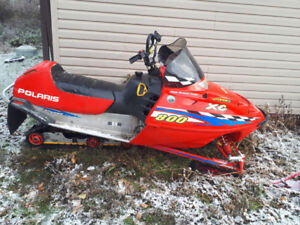 2001 Polaris Edge 800 XCSP