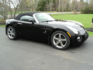 2007 Pontiac Solstice GXP Turbo Coupe (2 door)
