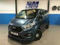 2018 Ford Transit Custom 2.0 EcoBlue 130ps Low Roof Limited Van SWB PANEL VAN Di