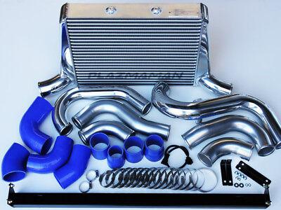 PLAZMAMAN Ford FG Turbo Stage 2 800hp Intercooler kit - Falcon XR6 - RAW