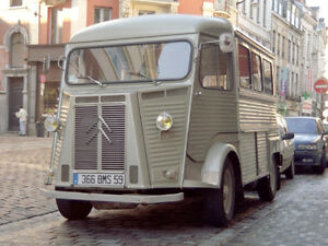 Looking for Citroen Hy Van