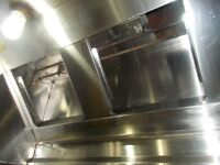 Commercial Kitchen Vent Cleaner