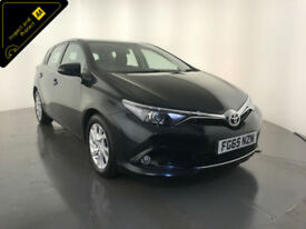 2015 65 TOYOTA AURIS BUSINESS EDITION DIESEL 1 OWNER SERVICE HISTORY FINANCE PX
