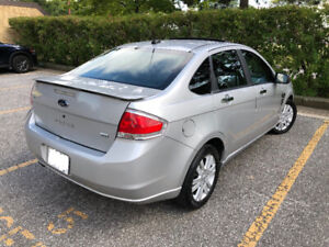 2009 Ford Focus SEL, Very Low Kilometres (  Safety Certified )