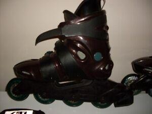 patin marque ccm valeur 250.00 aubaine 55.00 tél-514-368-4620