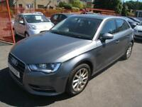2014 Audi A3 1.6TDI ( 110ps ) Sportback SE 5dr. Free road tax