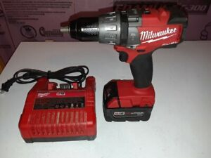 MILWAUKEE M18 FUEL BRUSHLESS DRILL/DRIVER