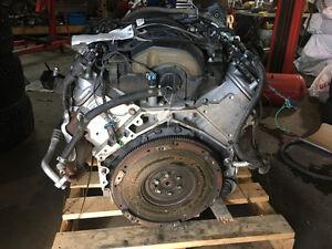 LS3 Chevrolet Camaro SS LS Corvette Motor Swap Engine Drop Out