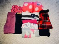Girls clothes bundle age mostly 3-4 yrs, 4-5 yrs