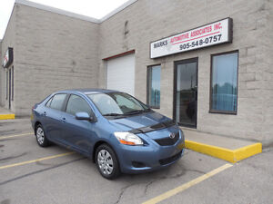 2010 Toyota Yaris Sedan - (70,000kms) Financing Available