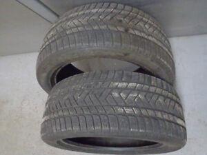 2x Pirelli Scorpion Winter 265/45R20 108V Hiver / Winter